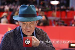 Sir Ian McKellen - Celebrities attends the premiere for