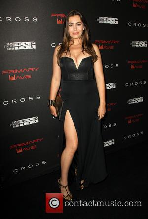 Sophie Simmons - Primary Wave 9th Annual Pre-Grammy party at RivaBella, Grammy - West Hollywood, California, United States - Sunday...