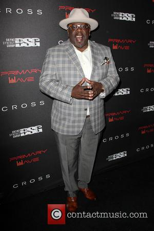 Cedric the Entertainer - Primary Wave 9th Annual Pre-Grammy party at RivaBella, Grammy - West Hollywood, California, United States -...