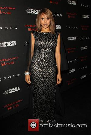 Deborah Cox - Primary Wave 9th Annual Pre-Grammy party at RivaBella, Grammy - West Hollywood, California, United States - Sunday...