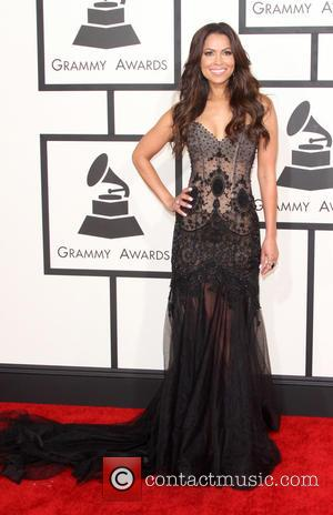 Tracey Edmonds - 57th Annual GRAMMY Awards held at the Staples Center in Los Angeles. at Staples Center, Grammy Awards...
