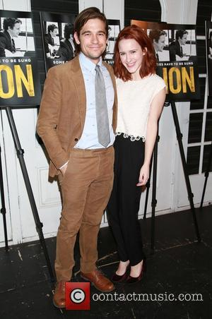 The Lion, Jason Ralph and Rachel Brosnahan