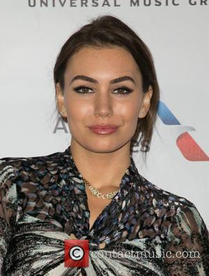 Sophie Simmons - Celebrities attend Universal Music Group's Grammy After Party presented by American Airlines and Citi at The Theatre...