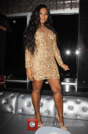 Ashanti - Shots from Ashanti's Official after party for the Grammy awards which were held at Penthouse in West Hollywood,...