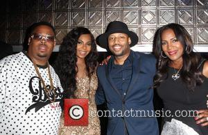 Lt Huttonbis, Ashanti, Don Data and Tina Douglas