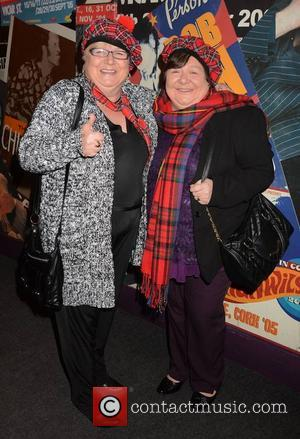 Bay City Rollers, Ann Conway and Chrissie Monks