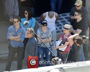 Rachel Mcadams, Colin Farrell and Taylor Kitsch