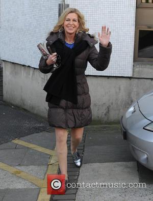 Katie Hopkins - Katie Hopkins seen leaving ITV Studios in South London - London, United Kingdom - Monday 9th February...