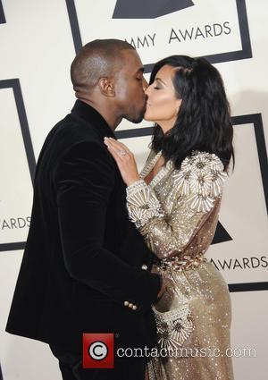 Kim Kardashian and Kenye West