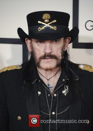 Lemmy Recovering From Stomach Bug