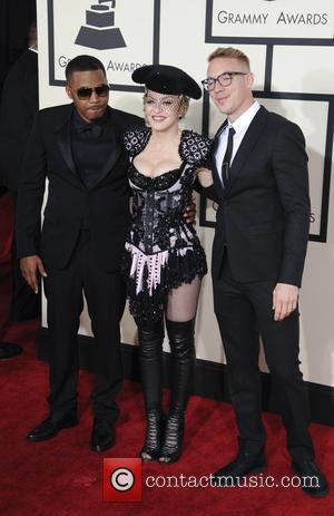 Grammy Awards, Diplo, Madonna, Nas