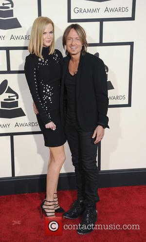 Nicole Kidman and Keith Urban - A variety of stars from the music industry all turned out in style to...