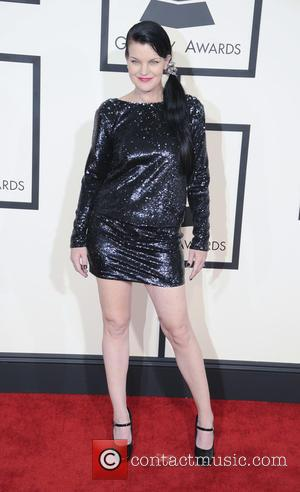 Pauley Perrette - A variety of stars from the music industry all turned out in style to attend the 57th...