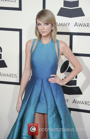 Taylor Swift - A variety of stars from the music industry all turned out in style to attend the 57th...