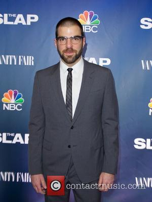 Zachary Quinto: 'Leonard Nimoy Was Like A Father Figure'