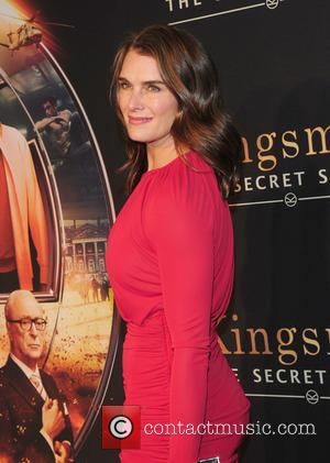 Brooke Shields - New York premiere of 'Kingsman: The Secret Service'  - Arrivals - New York City, New York,...