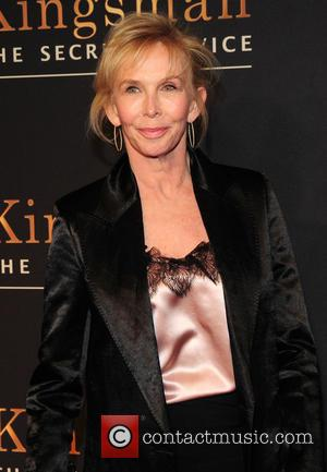 Trudie Styler - New York premiere of 'Kingsman: The Secret Service'  - Arrivals - New York City, New York,...