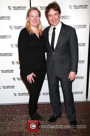 Kathleen Marshall and Martin Short