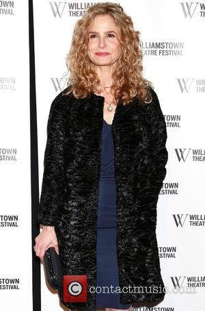 Kyra Sedgwick - 2015 Williamstown Theatre Festival benefit held at City Winery - Arrivals at City Winery, - New York,...