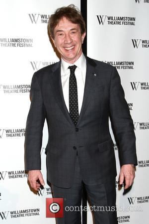 Martin Short - 2015 Williamstown Theatre Festival benefit held at City Winery - Arrivals at City Winery, - New York,...