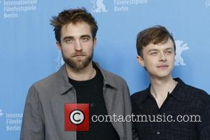 Robert Pattinson and Dane DeHaan - 65th Berlin International Film Festival (Berlinale) - Life - photocall at Grand Hyatt Hotel....