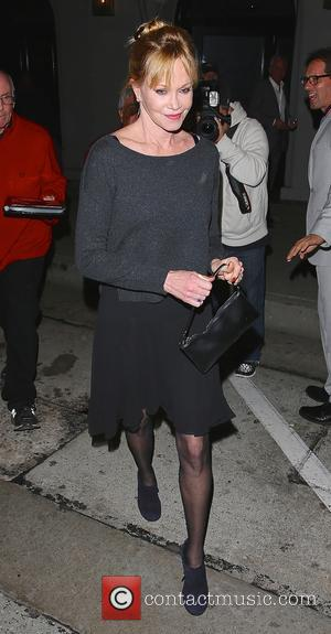 Melanie Griffith - Melanie Griffith visits Craig's restaurant in West Hollywood - Los Angeles, California, United States - Monday 9th...