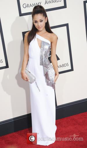 Ariana Grande - A variety of stars from the music industry all turned out in style to attend the 57th...