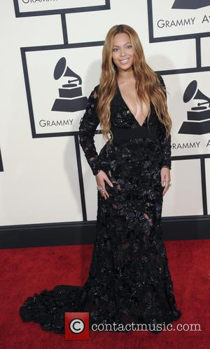 Beyonce Knowles - A variety of stars from the music industry all turned out in style to attend the 57th...