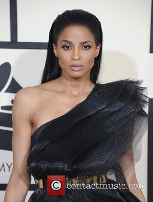Ciara - A variety of stars from the music industry all turned out in style to attend the 57th Annual...