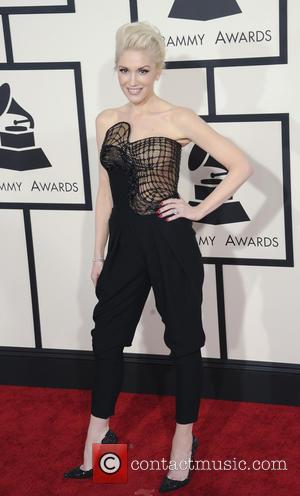 Gwen Stefani - A variety of stars from the music industry all turned out in style to attend the 57th...