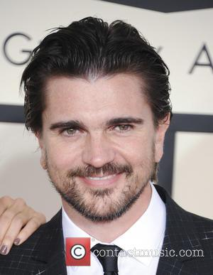Juanes - A variety of stars from the music industry all turned out in style to attend the 57th Annual...