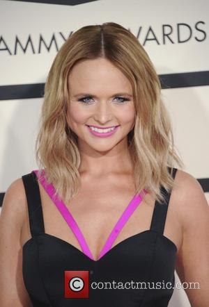 Miranda Lambert - A variety of stars from the music industry all turned out in style to attend the 57th...
