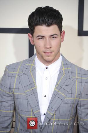 Nick Jonas Shuns Valentine's Day