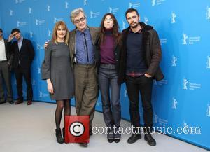 Wim Wenders, Charlotte Gainsbourg, James Franco and Marie-josée Croze