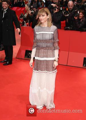 Marie Josee Croze - The 65th Berlin Film Festival/Berlinale 2015 - 'Everything Will Be Fine' - Arrivals - Berlin, Germany...