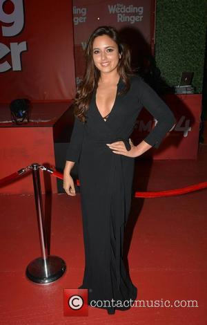 Nadia Forde - Shots of the stars of the new comedy movie 'The Wedding Ringer' as they attend the Irish...