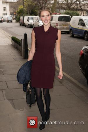 Donna Air - The Year of Mexico - lunch held at the Savoy, Arrivals. - London, United Kingdom - Tuesday...