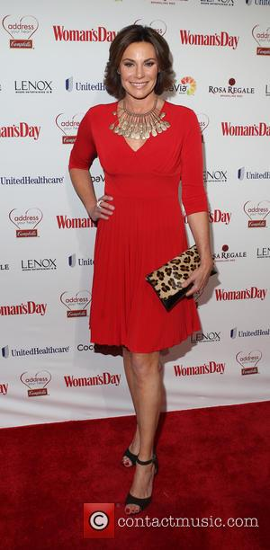 Countess LuAnn de Lesseps - 12th Annual Woman's Day Red Dress Awards at 10 Columbus Circle - Red Carpet Arrivals...