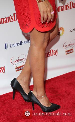 Hoda Kotb - 12th Annual Woman's Day Red Dress Awards at 10 Columbus Circle - Red Carpet Arrivals - New...