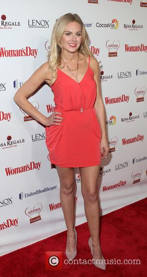 Laura Bell Bundy - 12th Annual Woman's Day Red Dress Awards at 10 Columbus Circle - Red Carpet Arrivals -...