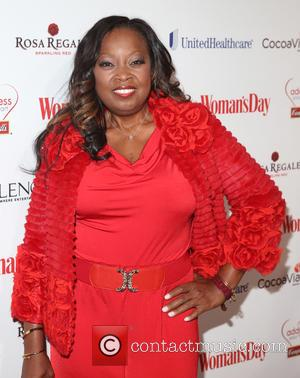 Star Jones - 12th Annual Woman's Day Red Dress Awards at 10 Columbus Circle - Red Carpet Arrivals - New...