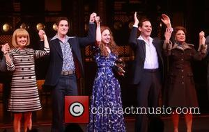 Anika Larsen, Scott J. Campbell, Jessie Mueller, Paul Anthony Stewart and Liz Larsen