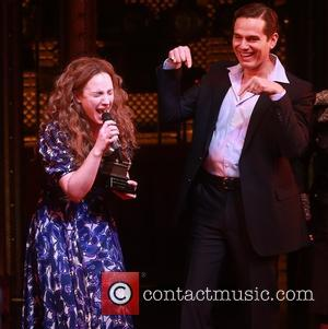 Jessie Mueller and Paul Anthony Stewart
