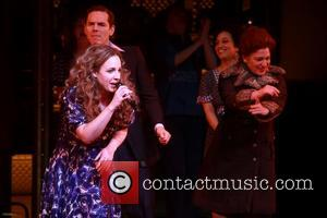 Jessie Mueller, Paul Anthony Stewart and Liz Larsen