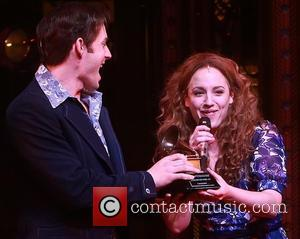 Carole King, Scott J. Campbell and Jessie Mueller