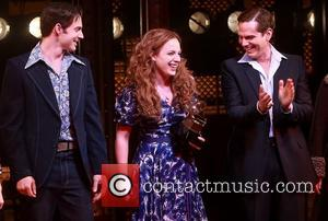 Scott J. Campbell, Jessie Mueller and Paul Anthony Stewart