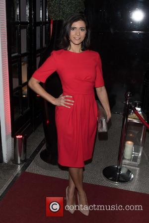 Lucy Verasamy - A host of stars were photographed as they attended the British Heart Foundation Roll Out The Red...