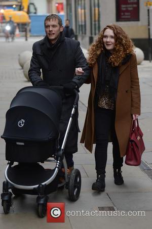 Jennie Mcalpine and Chris Farr