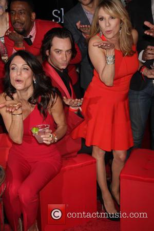 Bethenny Frankel and Constantine Maroulis