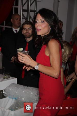 Bethenny Frankel - Skinny Girl Valentine's launch party at 620 Loft & Gardens in New York City at 620 Loft...